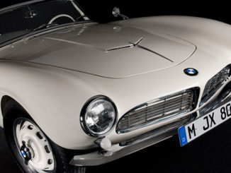 BMW 507 in Pebble Beach – Elvis lebt