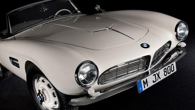 BMW 507 in Pebble Beach – Elvis lebt