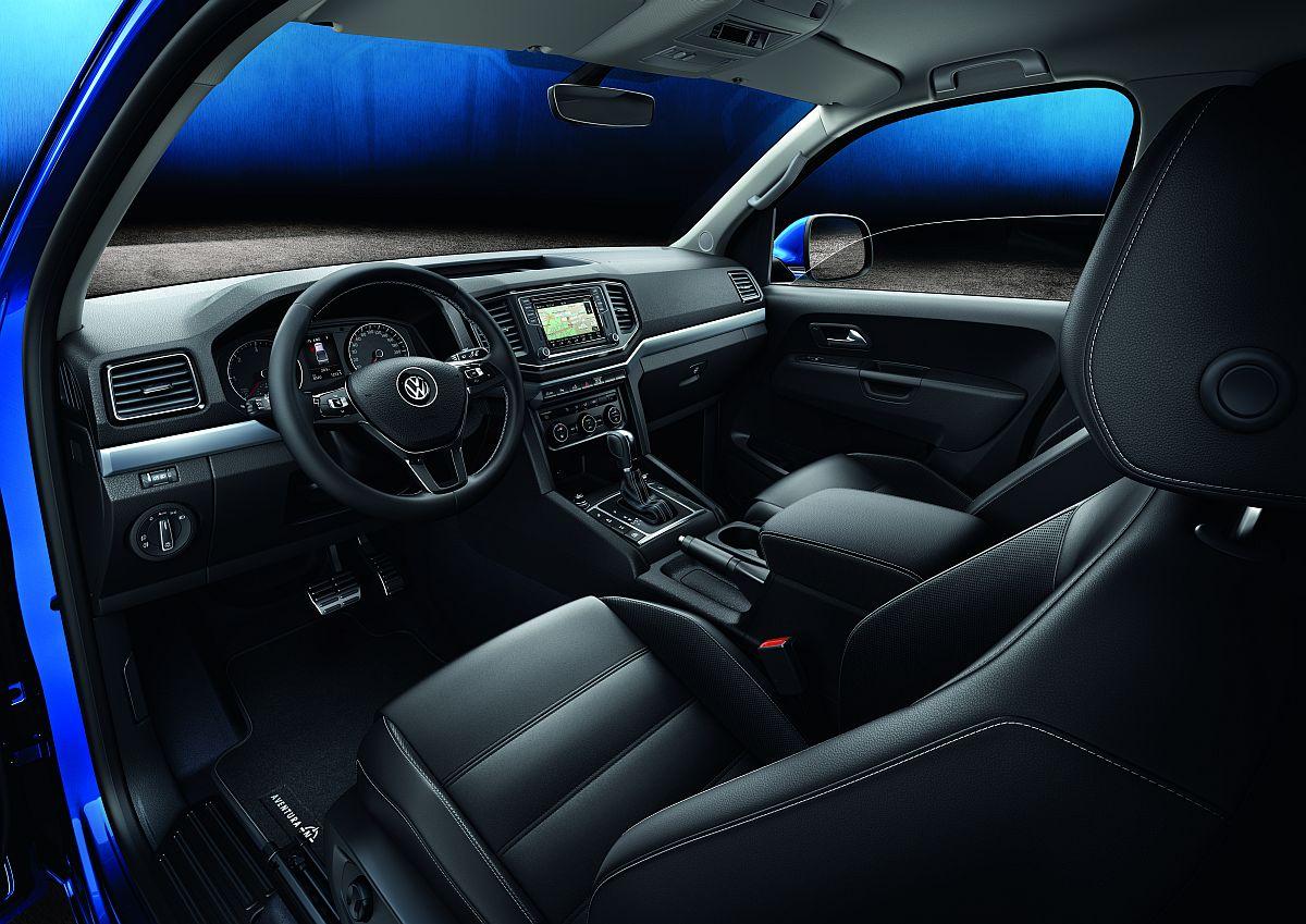 Neuer Amarok von VW Nutzfahrzeuge
