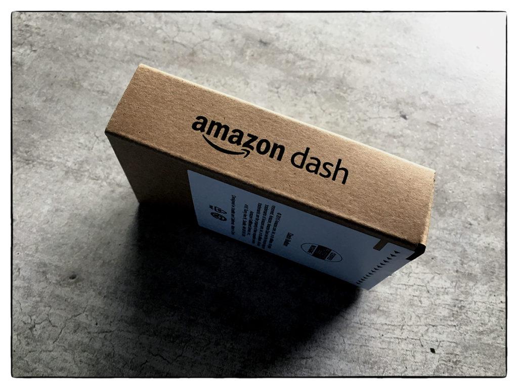 Einkaufen per Knopfdruck – Amazons Dash-Button ist da