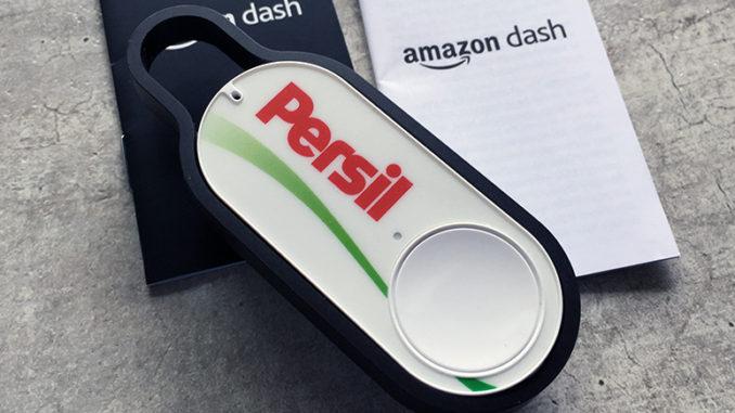 Werbung | Einkaufen per Knopfdruck – Amazons Dash-Button ist da