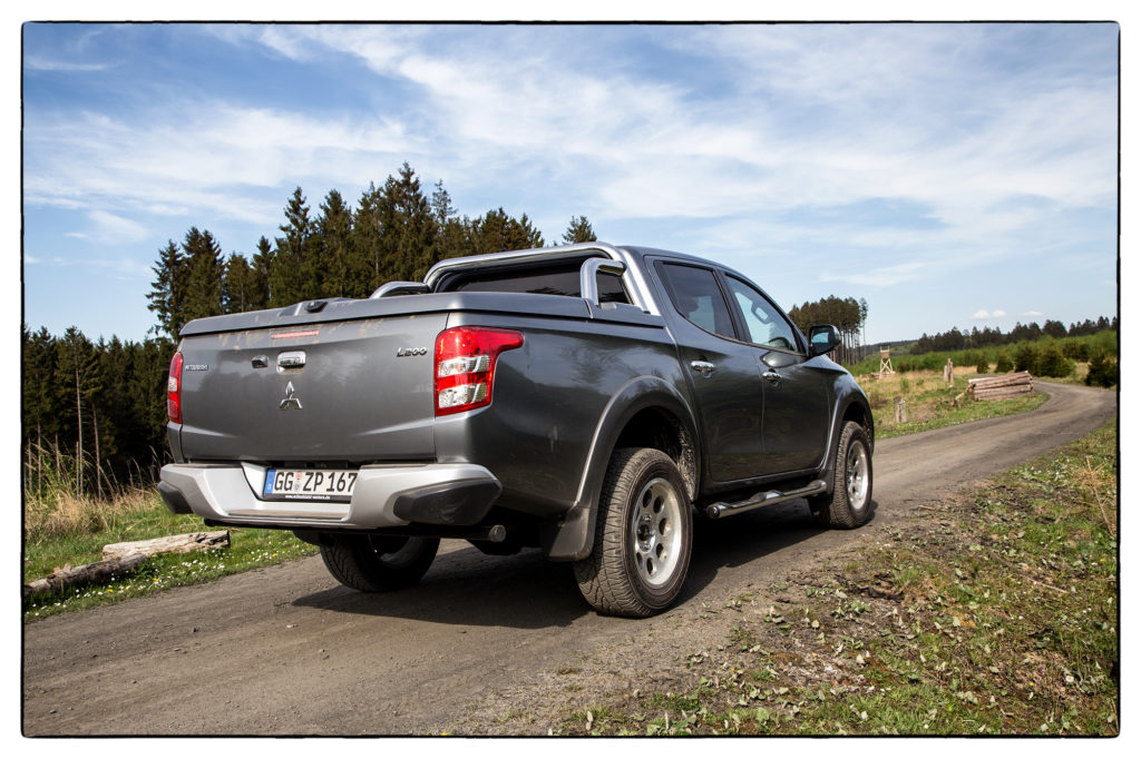 Mitsubishi L200 – Euro-Pick-Up mit Tradition
