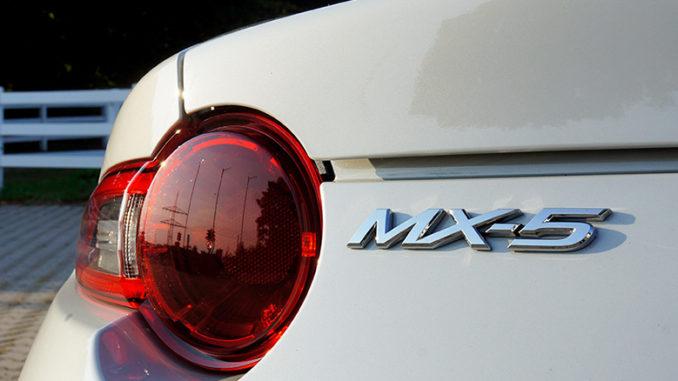 Mazda MX-5 Ein Roadster reinsten Wassers