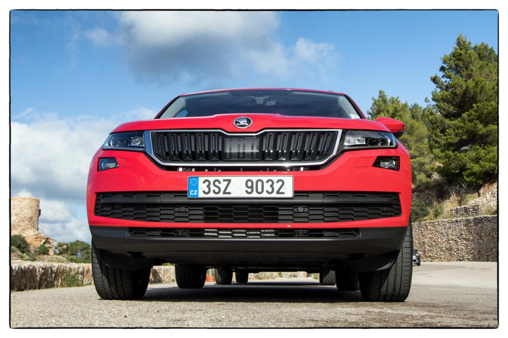 Skoda Kodiaq - Der neue große SUV von ŠKODA