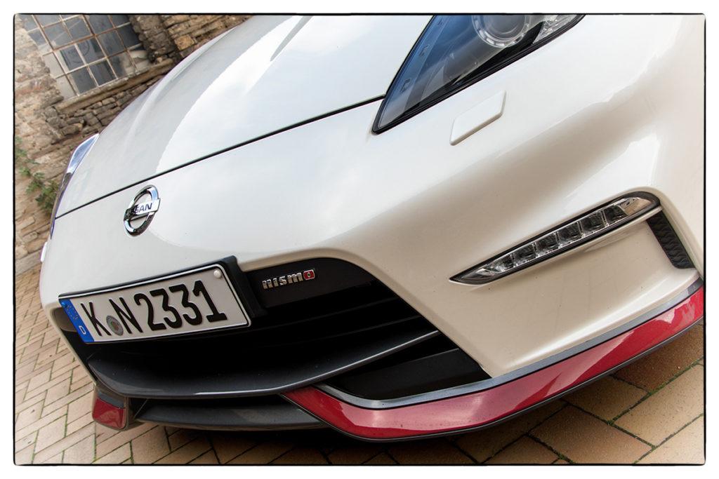 Werbung | Nissan 370 Z Nismo – Angespitzter Samurai