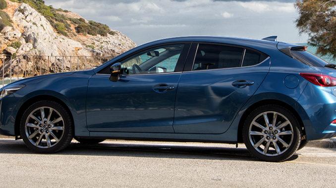 Mazda 3 – Der kompakte Beau