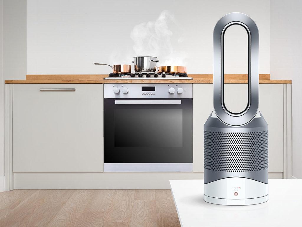 Werbung   Dyson Pure Hot+Cool Link – Luftreingen, heizen und kühlen