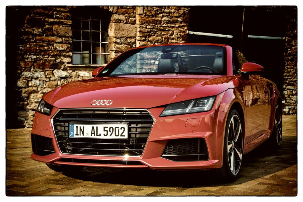 Audi TT Roadster – Teutone mit Charisma