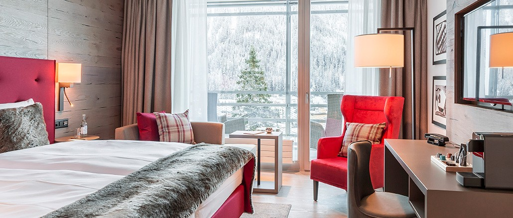 Hotelbewertung: AMERON Mountain Hotel Davos