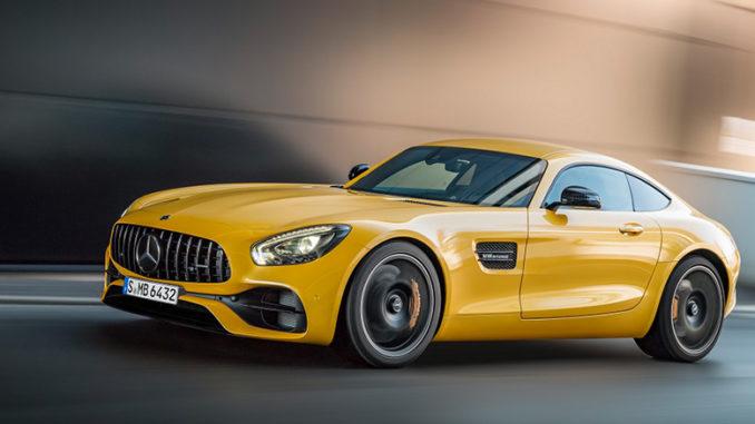 Werbung | Ein dickes Plus für den Mercedes-AMG GT