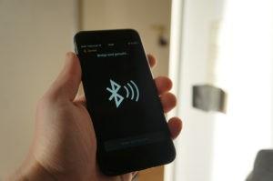 Werbung   Nuki Smart Lock – Tür öffnen per Smartphone