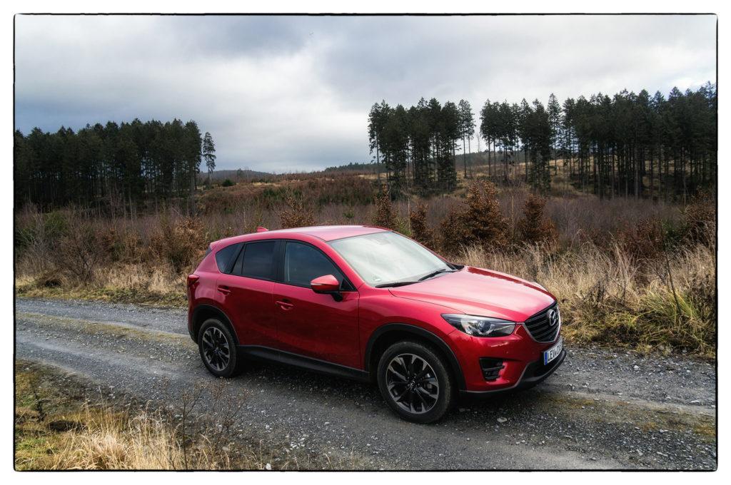 Mazda CX-5 – Der Beginn des Kodo