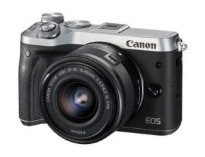 30 Jahre Canon EOS-System – Gewinne zur Feier des Tages eine Canon EOS M6