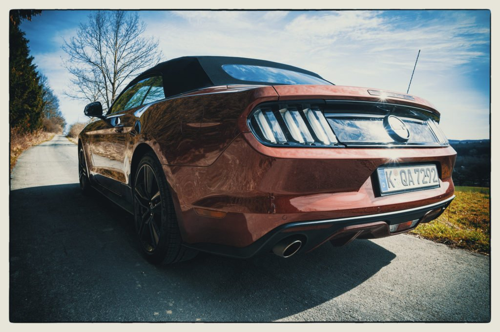 Werbung | Ford Mustang GT Cabrio – Mr. Sunshine