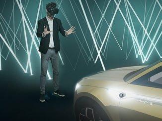 Skoda Vision E – Die elektrisch angetriebene Konzeptstudie fährt in Richtung Zukunft