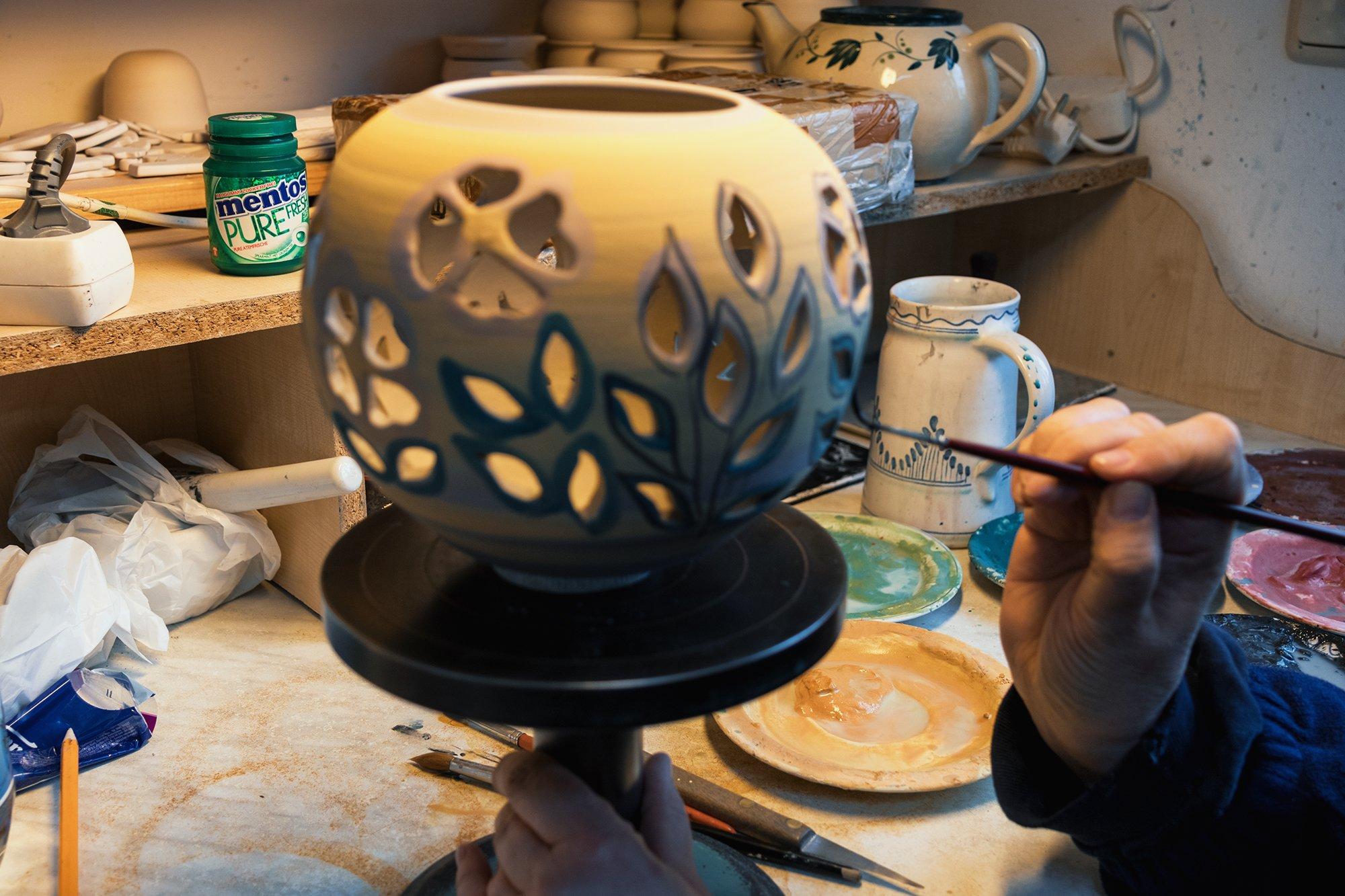 keramik mellenthin handarbeit firstwithhertz trendlupe ein trendiger blick auf. Black Bedroom Furniture Sets. Home Design Ideas