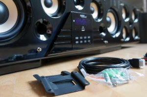 auvisio 6-Kanal-3D-Soundbar – Vollen Raumklang erleben