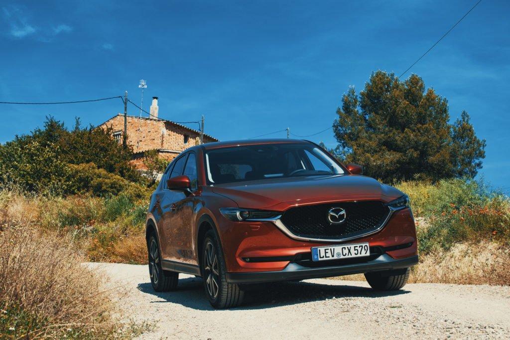 Werbung | Der neue Mazda CX-5