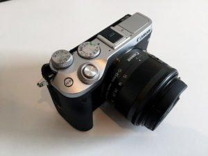 Werbung | Test: Canon EOS M6