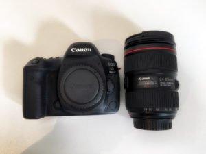 Werbung | Das Schwergewicht: Canon EOS 5D Mark IV