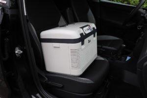 Xcase Thermoelektrische Kühl-/Wärmebox – der ideale Begleiter für Camping & Co