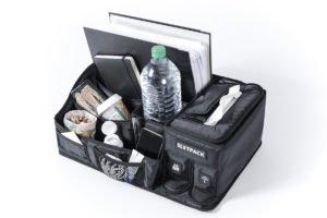 Slotpack – Der Organizer für den Beifahrersitz