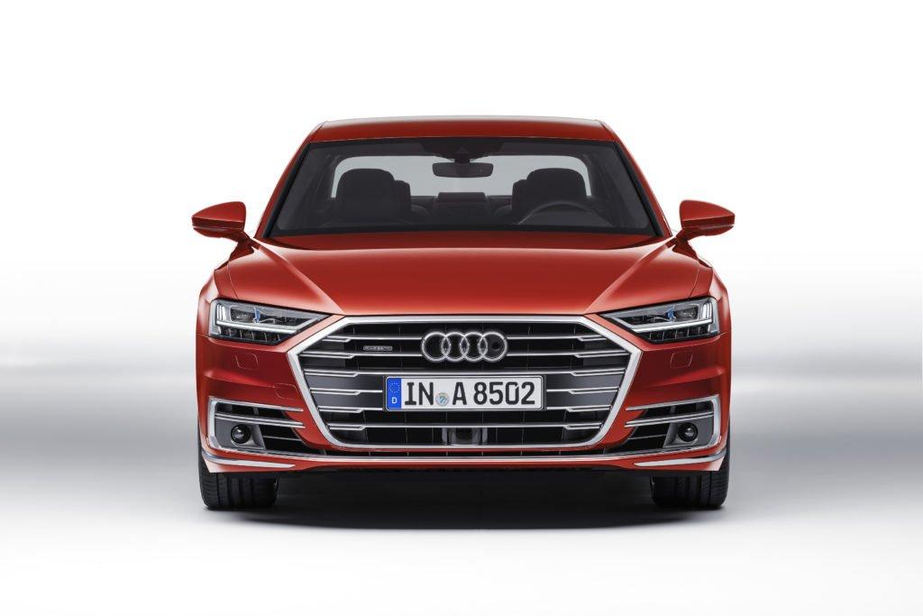 Werbung | Der neue Audi A8
