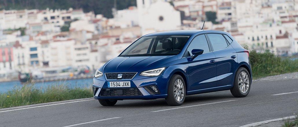 Euro-NCAP-Crashtest Fünf Sterne für den Seat Ibiza