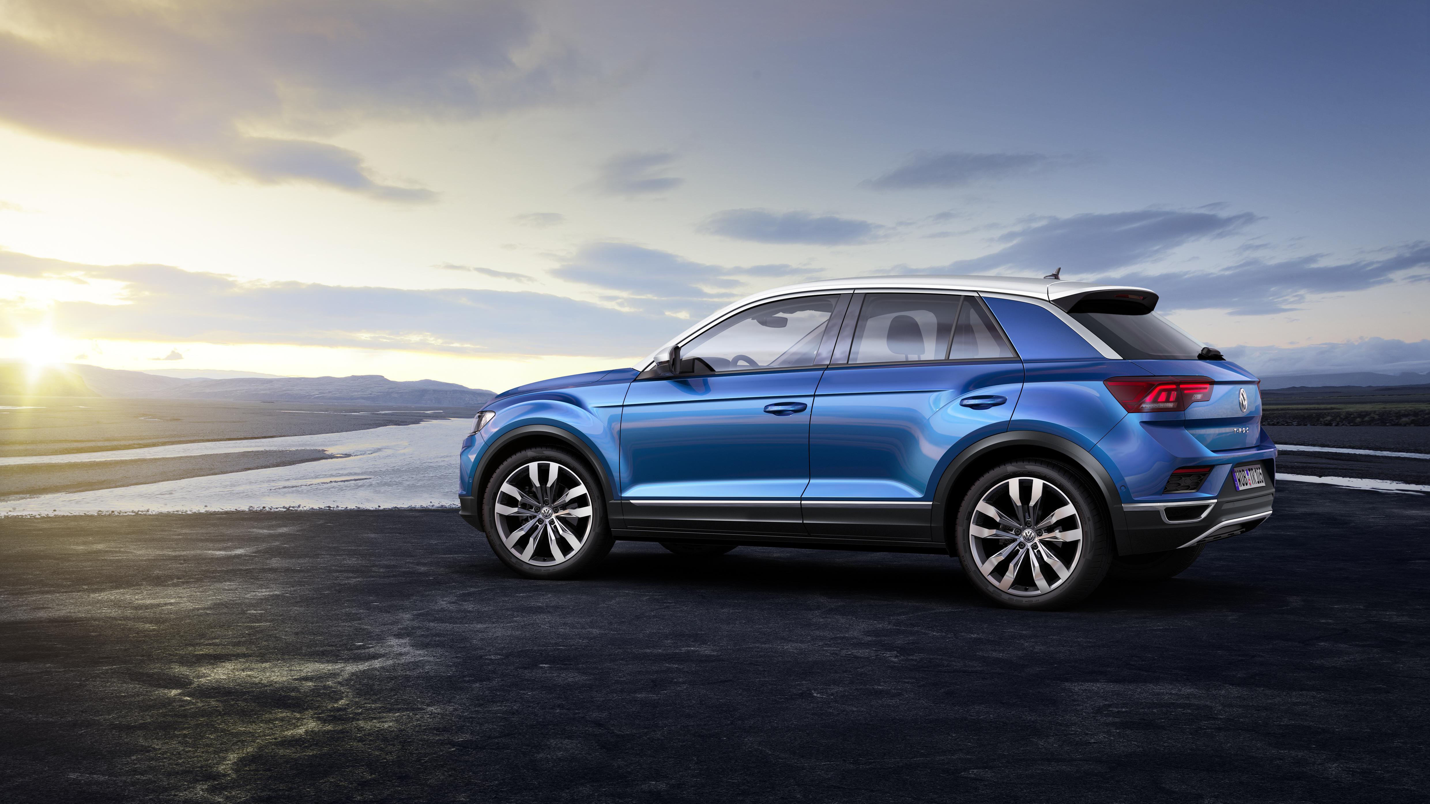 VW T-Roc – Kompakt-SUV neu definiert