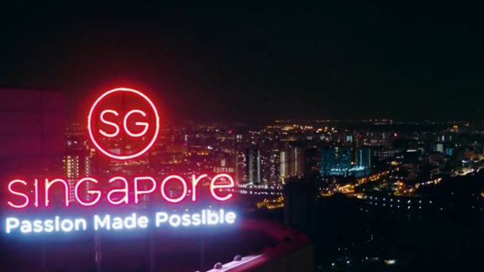 Singapore – Where Passion is Made Possible