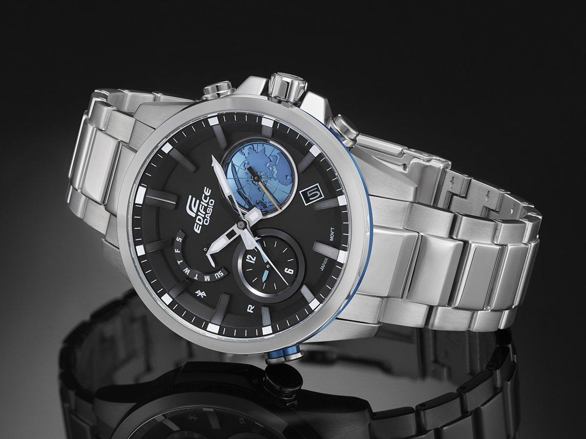Casio EQB 600D – Herrenchronograph mit Bluetooth