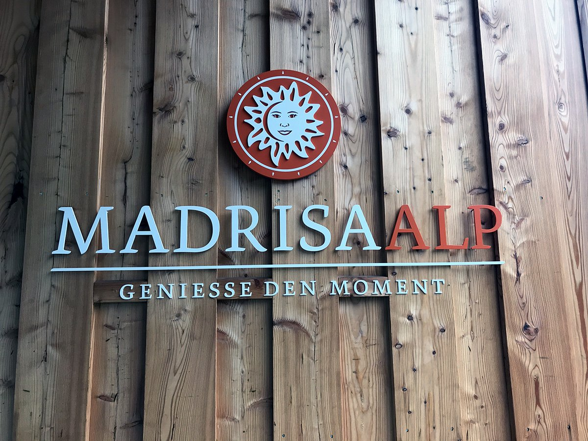 Madrisa-Hof – eine der schönsten Berghütten in der Schweiz
