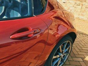 Werbung | Der neue Mazda MX – 5 RF mit elektrischen Dachsystem