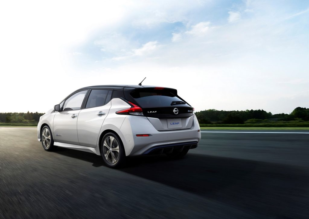Werbung | Nissan Leaf: Stromer ohne Abstriche