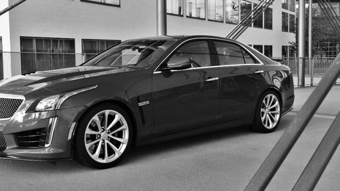Werbung | Cadillac CTS V – Mein lieber Schieber!