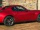 Der neue Mazda MX - 5 RF mit elektrischen Dachsystem