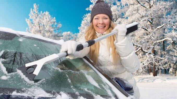 Werbung | Die wichtigsten Tipps für den Auto-Winter