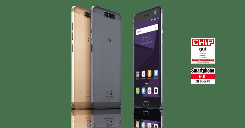 Werbung | ZTE Blade L7 – Smartphone für Sparfüchse