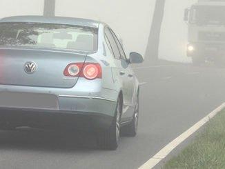 Werbung | Auch auf Autobahnen: Mit Nebelschlussleuchte nie schneller als 50 km/h