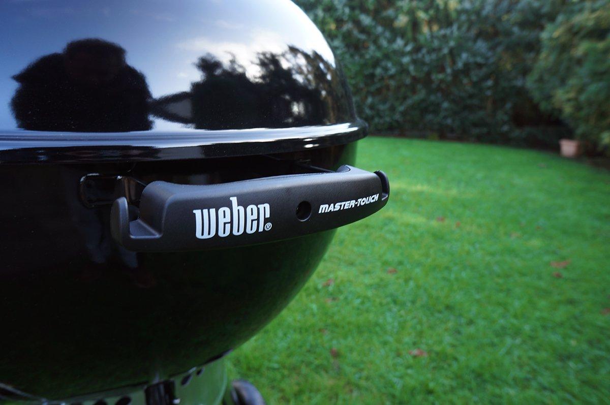 Aufgebaut: Weber Master-Touch GBS Special Edition