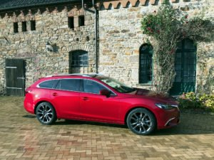 Werbung | Mazda 6 Kombi – Asiatischer Schönling