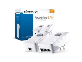 dLAN 1200 triple+ von devolo - schnell und einfach ins Netz