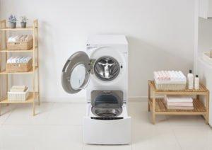 Werbung | LG TWINWash – Doppelt so schnell Wäsche waschen wie bisher #LGTWINWash
