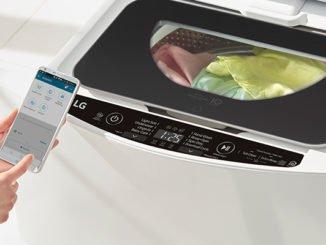 TWINWash Waschmaschine von LG