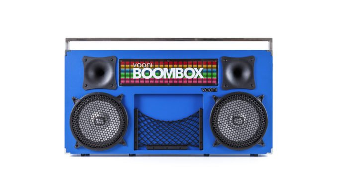 Werbung | Vooni Boombox – Es lebe das Ghettoblaster-Feeling