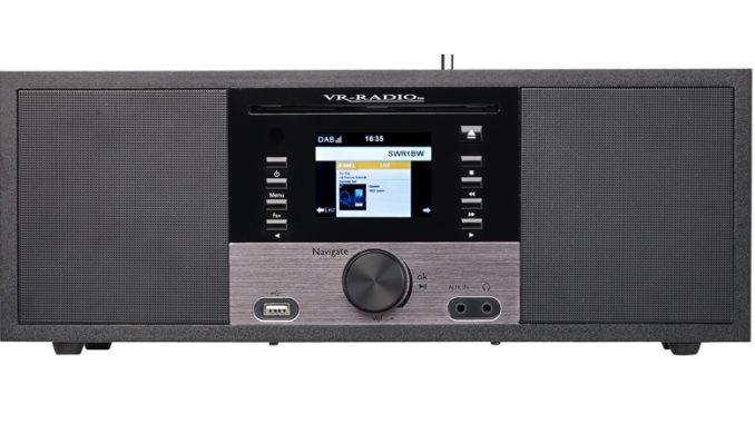 multifunktionelles internetradio mit cd player irs 700. Black Bedroom Furniture Sets. Home Design Ideas