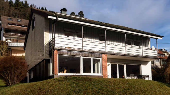Ferienhaus Check Burghalde
