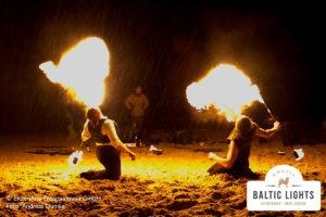 Baltic Lights – Packende Schlittenhunderennen und prasselnde Leuchtfeuer