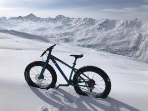 Fatbiken in Davos – Der neue Trend im Winter