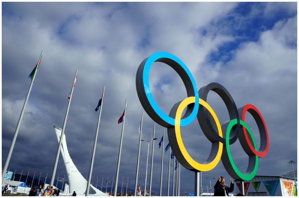 Werbung | Olympia & Co. präsentieren die neuesten Athleten-Gadgets